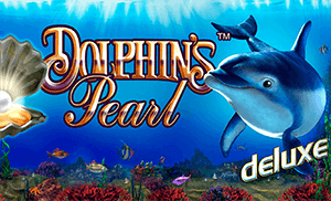 dolphin pearls deluxe logo
