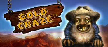 gold craze logo